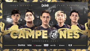 Jugadores titulares de Zeu5 Bogotá
